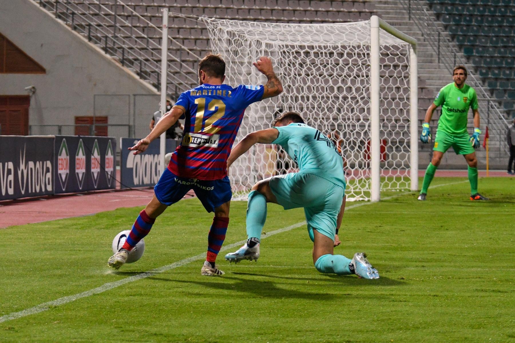 ΠΑΕ ΒΟΛΟΣ - Official Web Site of Volos FC