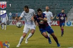 ΒΟΛΟΣ-ΛΑΜΙΑ 1-0